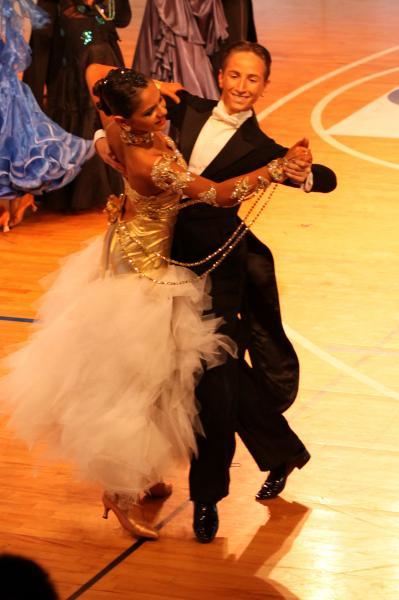 медленный красивый танец