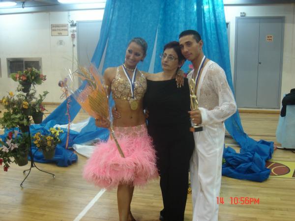 На запрос фото костюмы бальные танцы