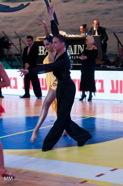 конкурс спортивных бальных танцев